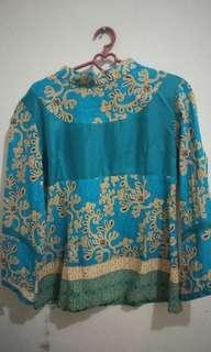 Batik kombinasi jahit sendiri