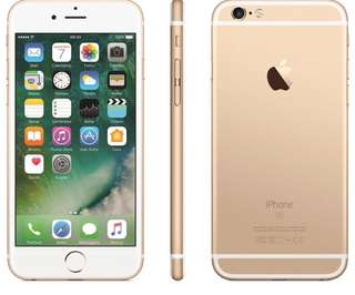 Hp Iphone 6s 16gb Gold second internasional