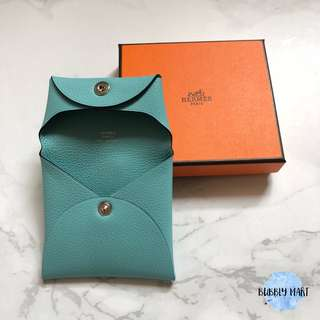 Hermes coins purse