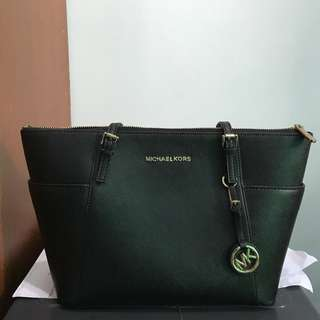 Michael Kors Top Zip Saffiano tote bag [KW super]