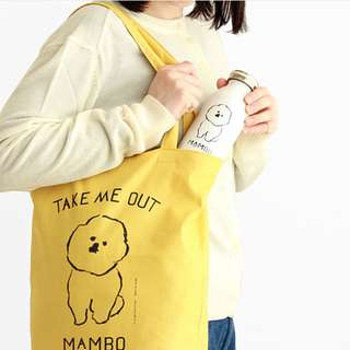 全新日本 CLASKA Take me out Tote bag