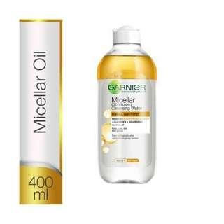 Garnier Micellar Water Kuning 400ml
