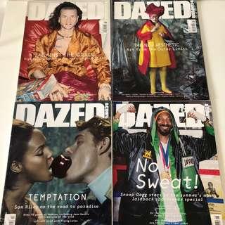 Dazed and Confused Magazine