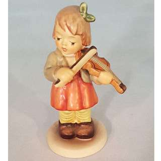 "Goebel Hummel Figurine ""First Violin"" #2184 TMK 8"