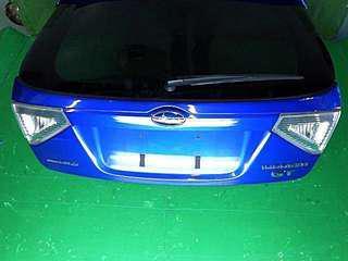 Subaru STi Hatchback Rear Trunk/Boot/Door