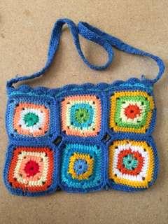 Crotchet bag