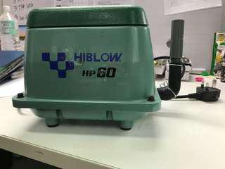 HIBLOW HP 60 Air Pump (MADE IN JAPAN)