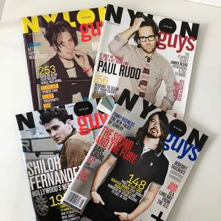Nylon Guys US