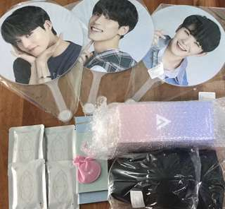 [Instock / For Collection] Seventeen - Ideal Cut Official Merchandise