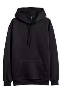 HNM H&M OVERSIZED HOODIE