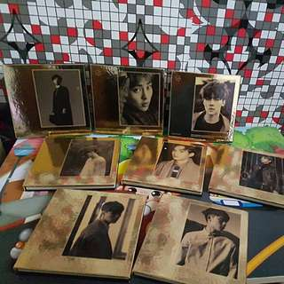 [WTS] EXO SECOND FULL ALBUM EXODUS ALBUM