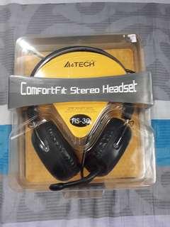 Headset (A4 Tech HS-30)