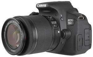 CANON 700D pls read description..