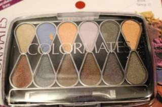 ColorMates Eyeshadow Palette - Fancy