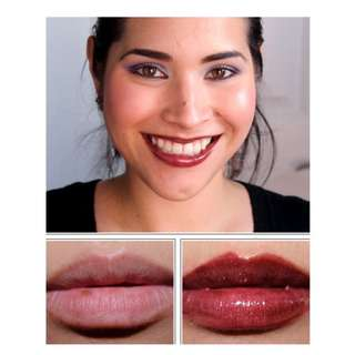 BOBBI BROWN High Shimmer Lip Gloss Midnight Violet 10