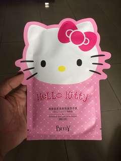 Hello Kitty hand mask