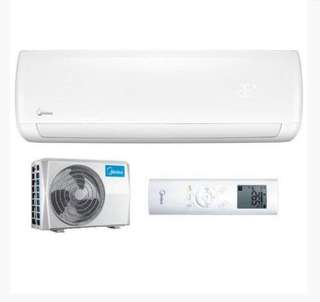 MIDEA split type Aircon Inverter 1.5hp Rush sale!