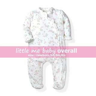 Little Me Baby Frog Suit