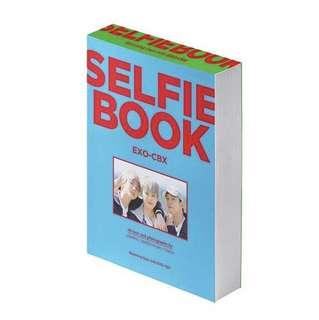 [PREORDER] EXO CBX - Selfie Book