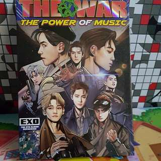 [WTS] EXO Repackage TPOM