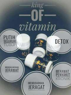 KING OF THE VITAMIN