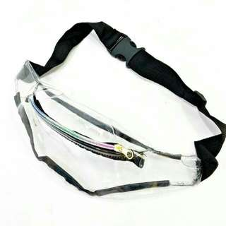 Waistbag Transparan