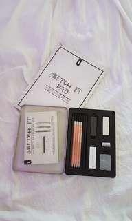 Typo SKETCH IT Sketch Art Kit (BRAND NEW!)