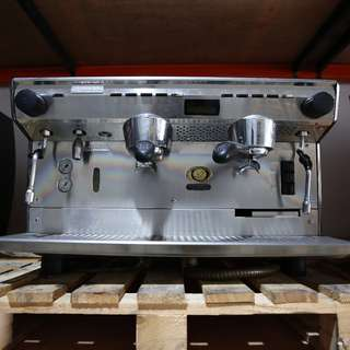 RANCILIO CLASSE 8 2 GROUP
