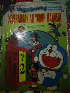 Doraemon siri tubuh manusia
