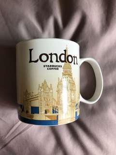Starbucks Mug London