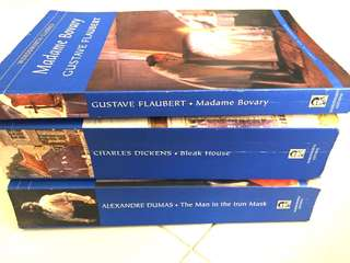 Bundle of 3 classic books