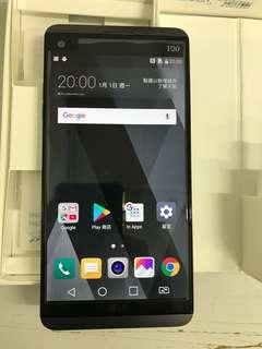 LG V20 H990DS 4GB 64GB Dual Black (back sratches)
