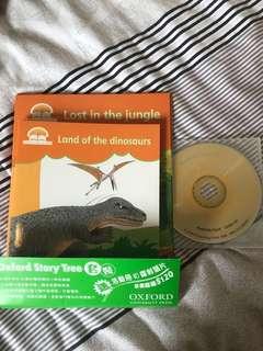 Oxford story tree (book 、WorkBook 、CD) Orange colour level