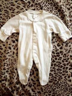 Preloved Next baby romper *bought in UK*