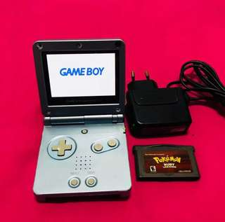 Game Boy Advance SP AGS - 101