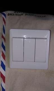 CLIPSAL 燈制