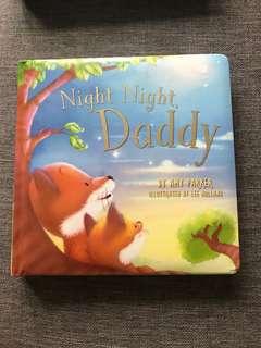 Night, Night Daddy