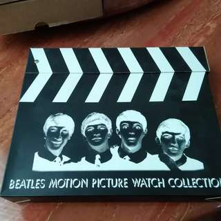 Beatles Motion Picture Watch Collection