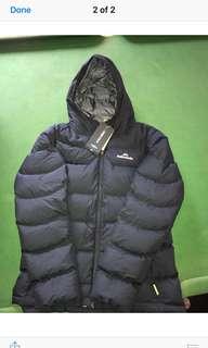 Brand new RRP $400 Kathmandu Epiq Women's Hooded Down Puffer Jacket