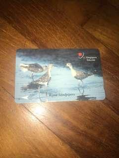 🚚 1990s' Singapore phone card