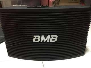 cs-255e bmb speaker subwoofer x 2