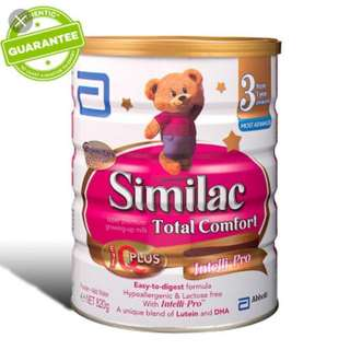 Similac Total Comfort Stage 3