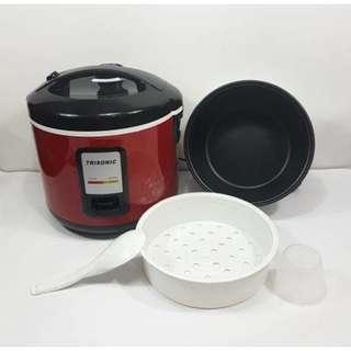 Rice Cooker Trisonic Ukuran Lengkap Membuat Nasi Di Rumah Jadi Mudah
