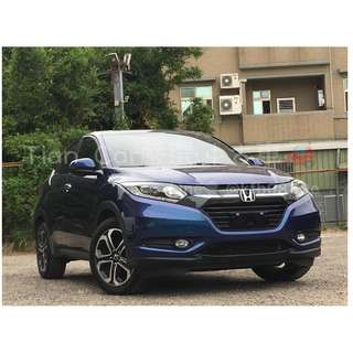 本田 HONDA H-RV 頂級 1.8cc//全額貸 低月付 低利率 還不趕快預約賞車等什麼呢👏