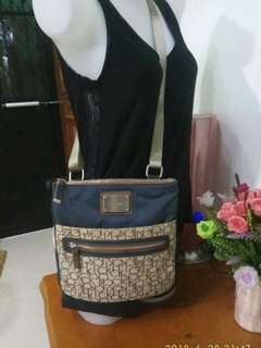 Authentic Calvin Klein Crossbody Bag
