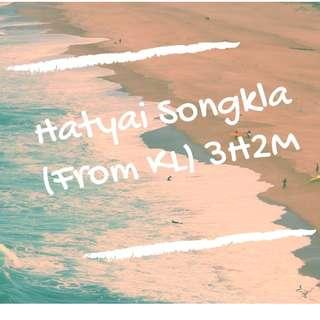 TRIP HATYAI SONGKLA (Dari KL) 3H2M