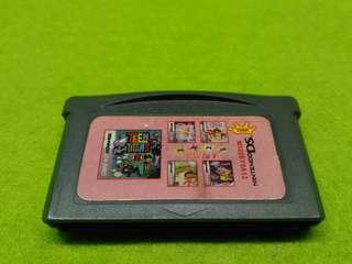 GAME BOY Advance卡帶122in1 功能正常 二手品無法像新品 介意者勿下單謝謝你