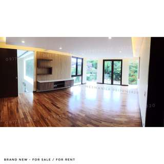 Brand New Modern Ayala Alabang House and Lot For Sale