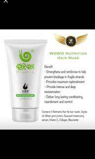 🚚 🐌 Wowo Nutrition Hair Mask