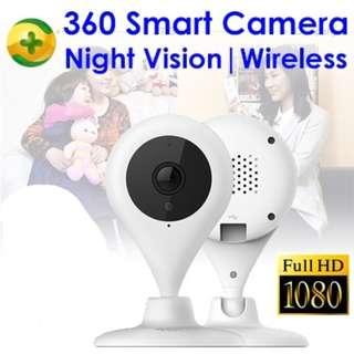 360 D603  Smart Wifi Home Camera IP camera surveillance camera